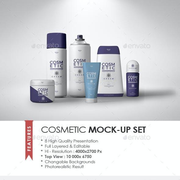 Cosmetic Mock-up Set