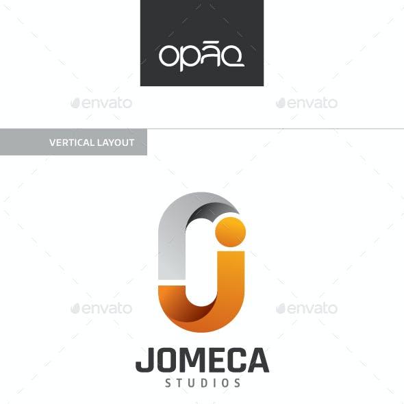 Jomeca J Letter Logo