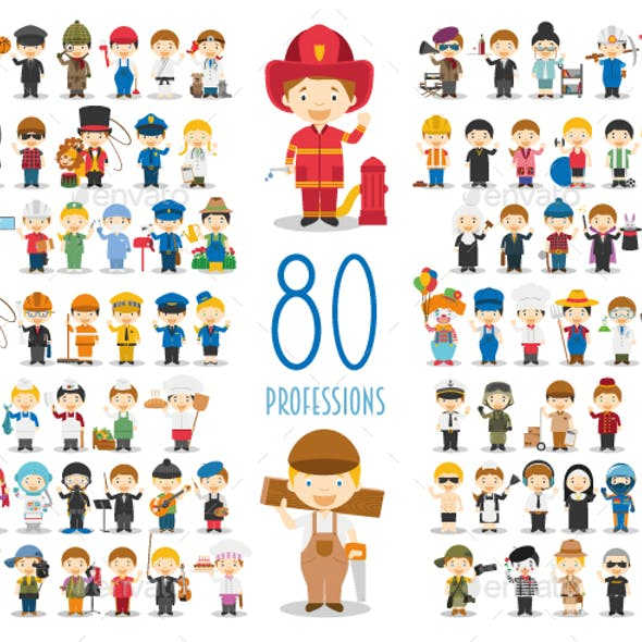 80 Professions