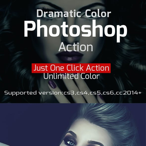 Dramatic Color Action