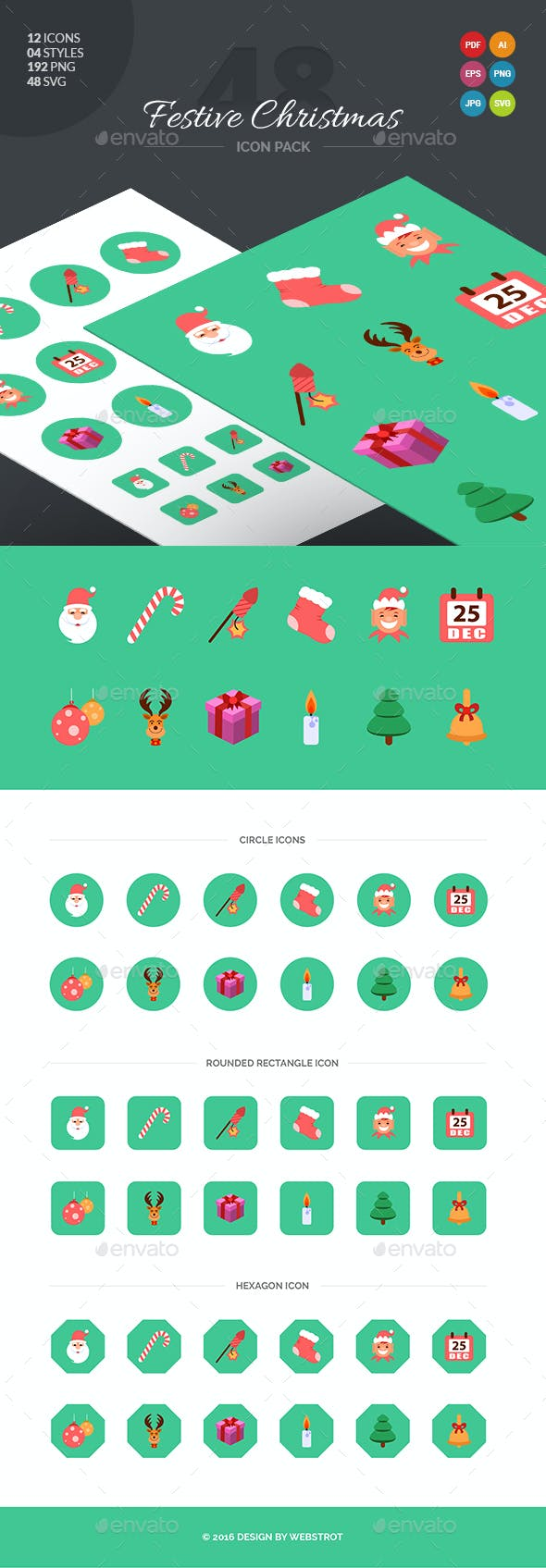 27 Best Seasonal Icons