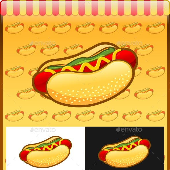 Hotdog Sandwhich