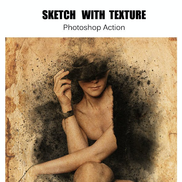 Sketch With Texture