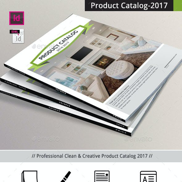 The Product Catalog