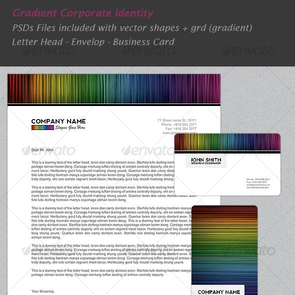 Gradient Corporate Identity