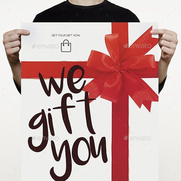 Gift Flyer