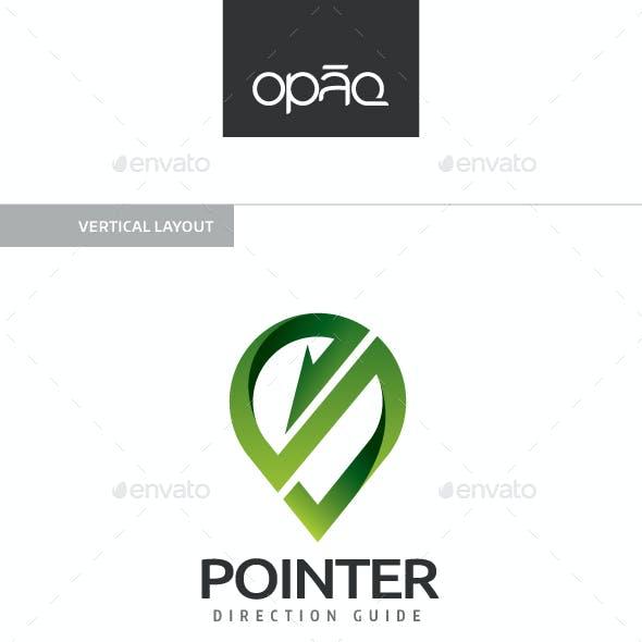 Arrow Pointer Logo