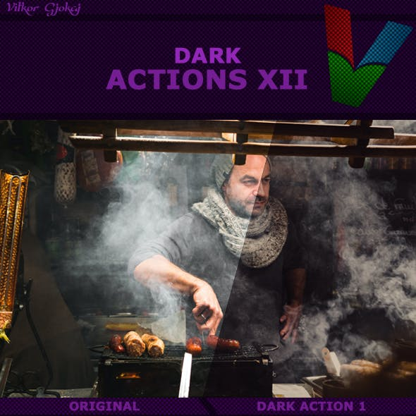 Dark Actions XII