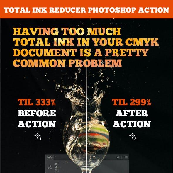 Total Ink Limit Reducer Action