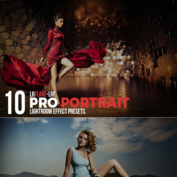 5 in 1 Lightroom Preset Bundle Vol2