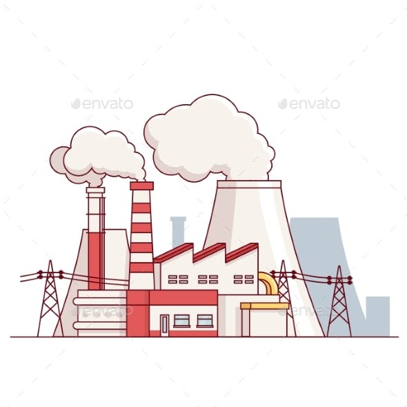 Electrical Power Production Plant