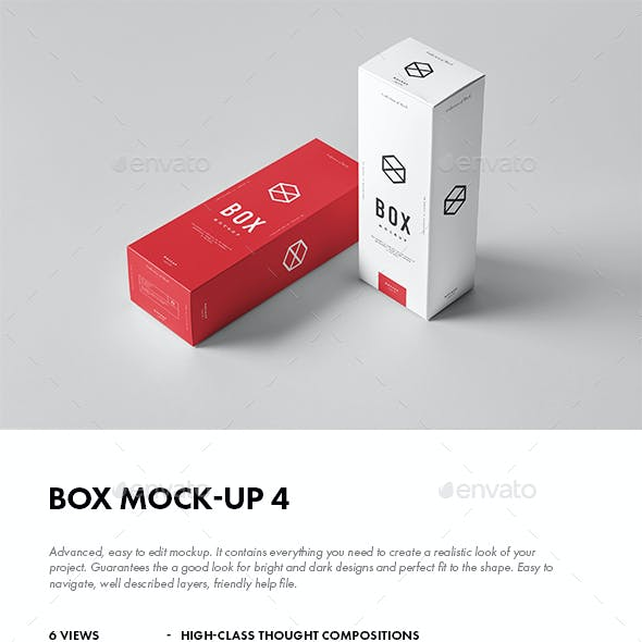 Box Mock-up 4