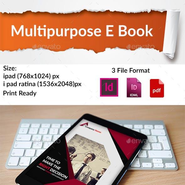 Multipurpose E Book