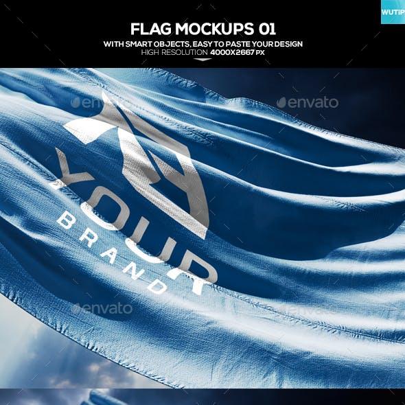 Flag Mockups 01