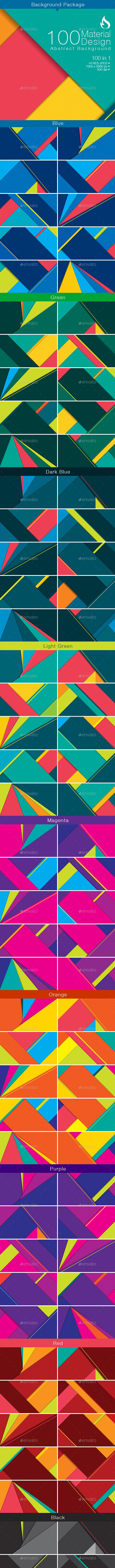 Material design abstract background - Backgrounds Graphics