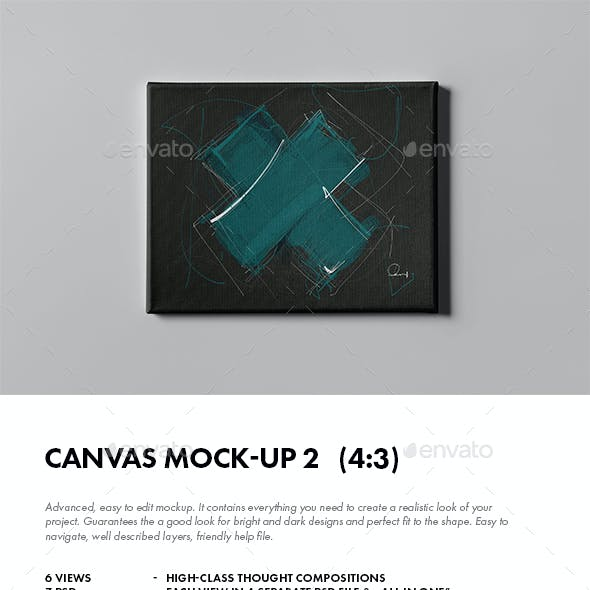 Canvas Mock-up 2