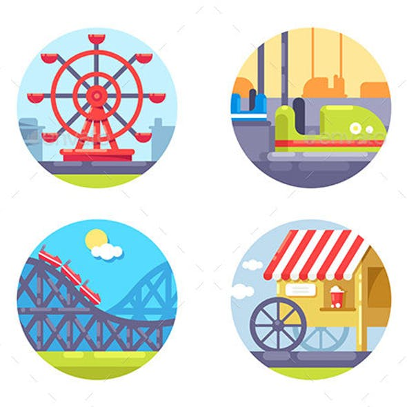 Amusement Park and Recreation