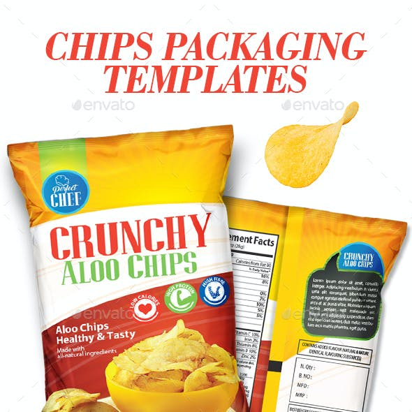 Chips Packaging Templates