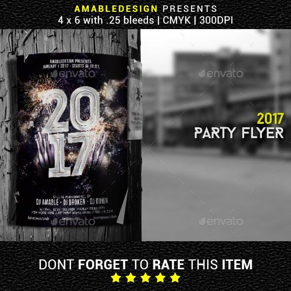 2017 Flyer/Poster