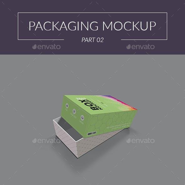 Packaging Mockup Part 02
