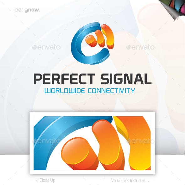 Perfect Signal Logo