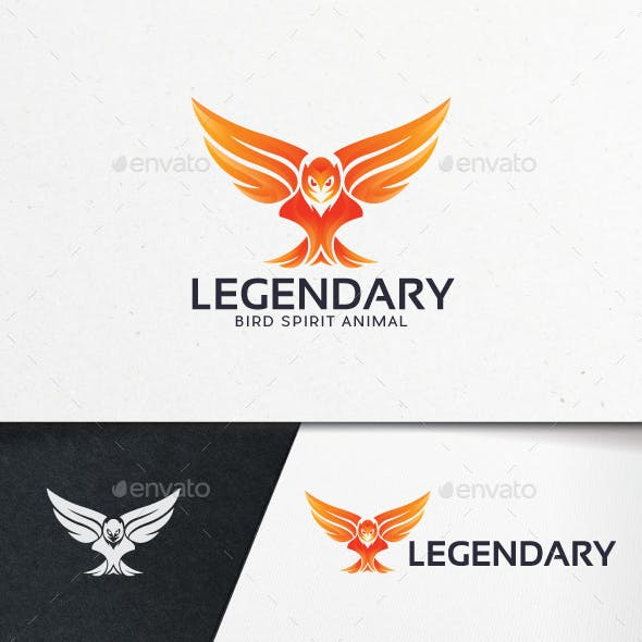 Legendary Logo Template