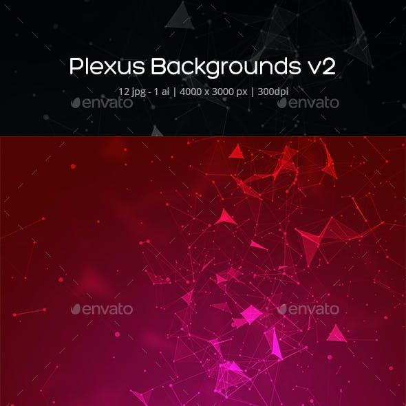 Plexus Backgrounds v2