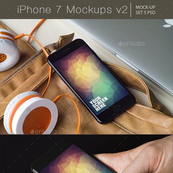 Phone 7 Mockups v2