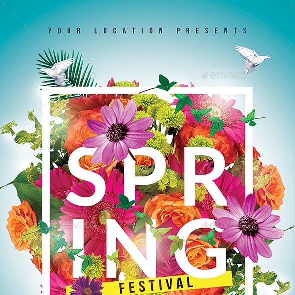 Spring is Here Festival