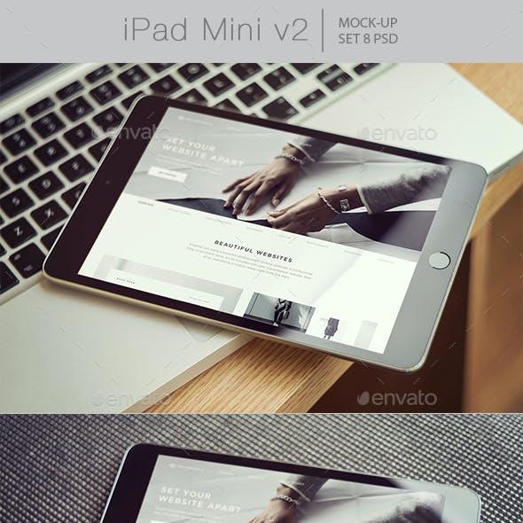 iPad Mini Mockups v2