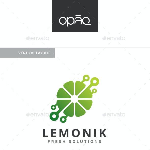 Lemonik Citrus Logo