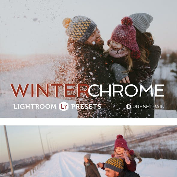 Winterchrome Lightroom Preset Pack