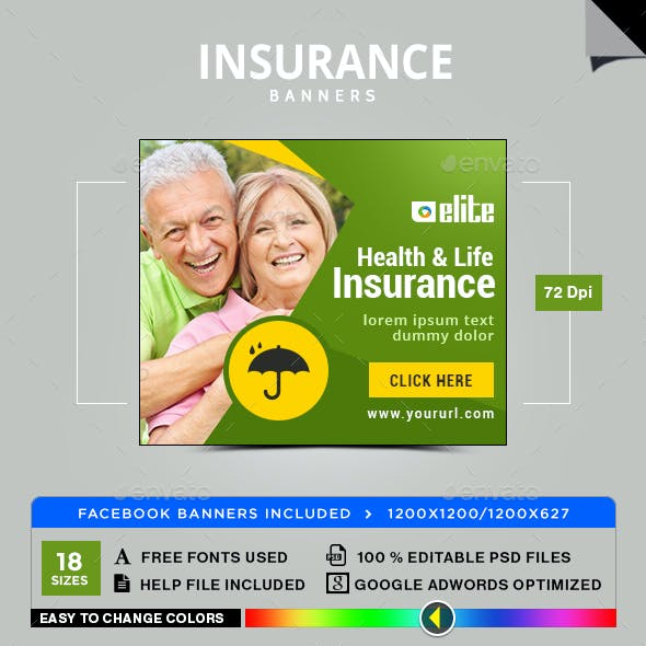 Insurance Banners