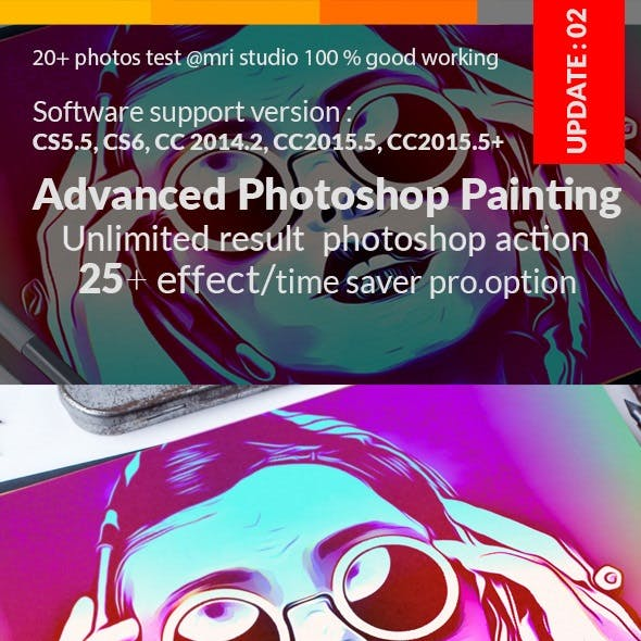 Advanced Photoshop Painting
