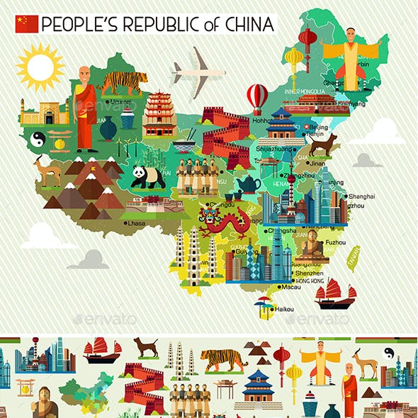 China Travel Collection