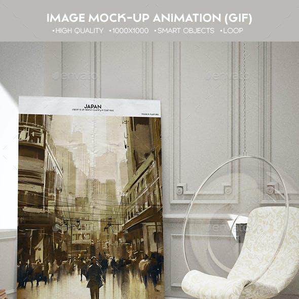 Image Mock-Up Animation