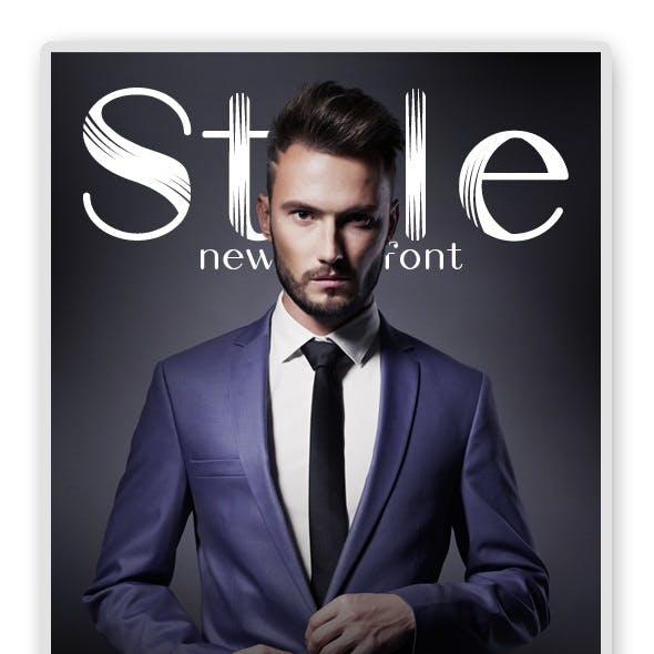 Stylenew Font