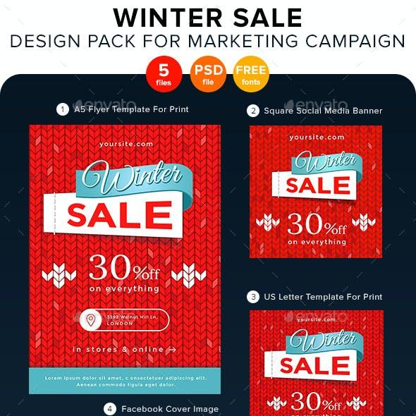 Winter Sale Pack