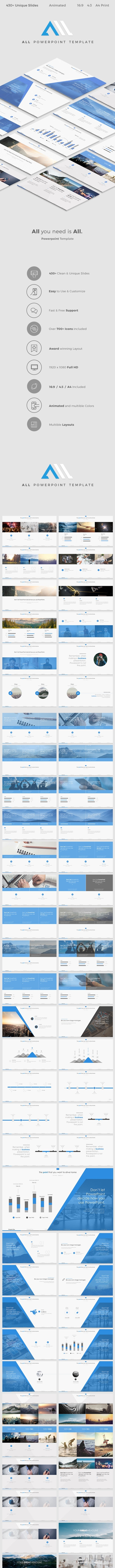 All Powerpoint - PowerPoint Templates Presentation Templates