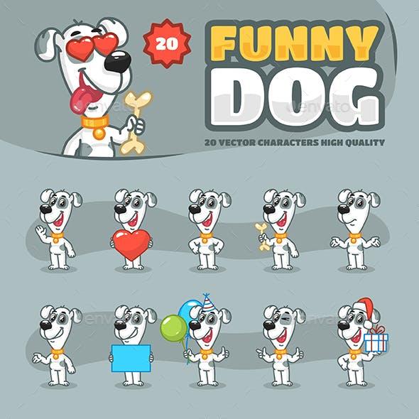 Dog Mascot Pack