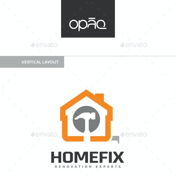 Home Fix Logo