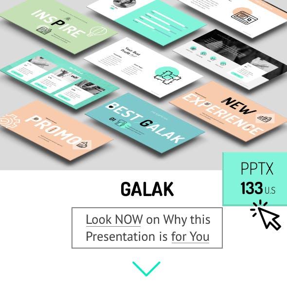 GALAK - Powerpoint Presentation
