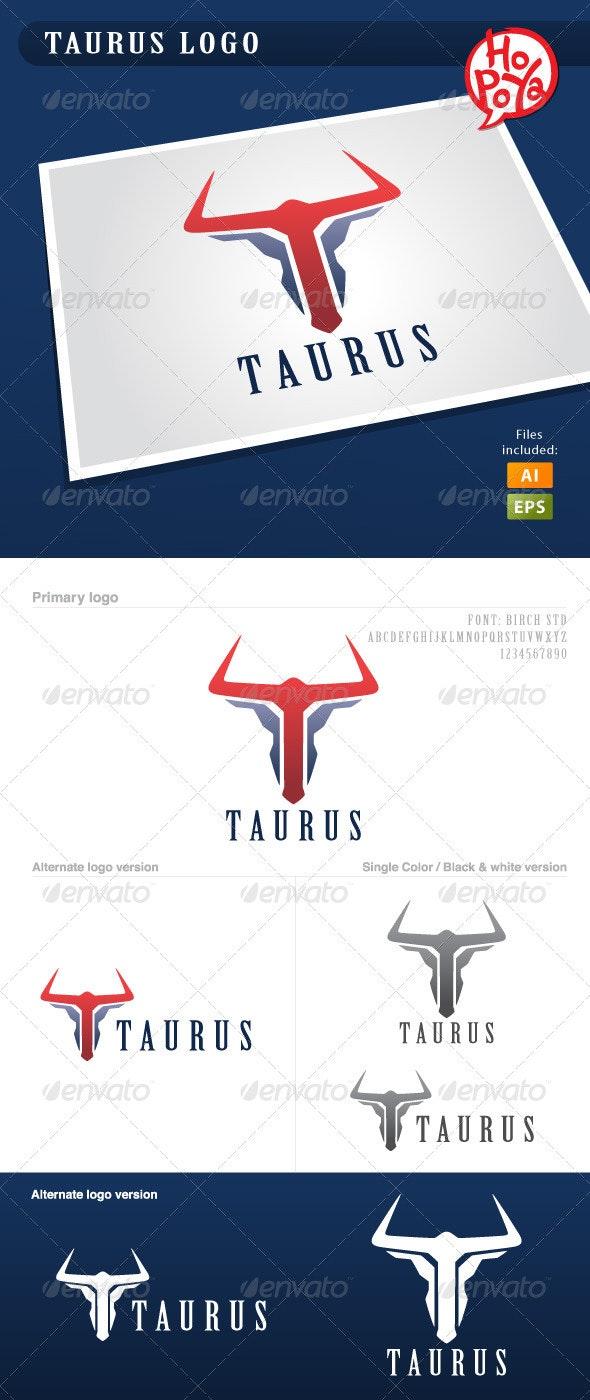 Taurus Logo - Letters Logo Templates