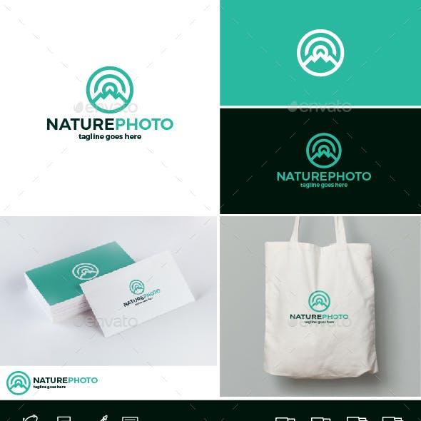 Nature Photo Logo
