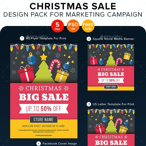 Christmas Sale Pack