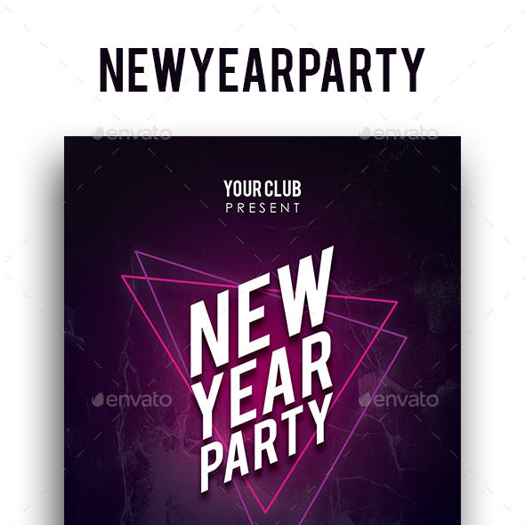 New Year Party Vol 1
