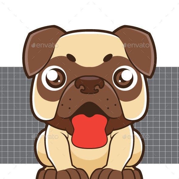 Pet Pug