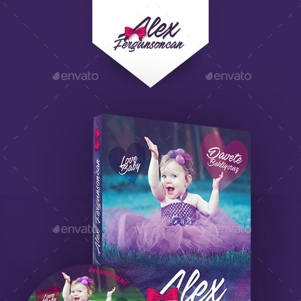 Baby Event Dvd Cover Templates