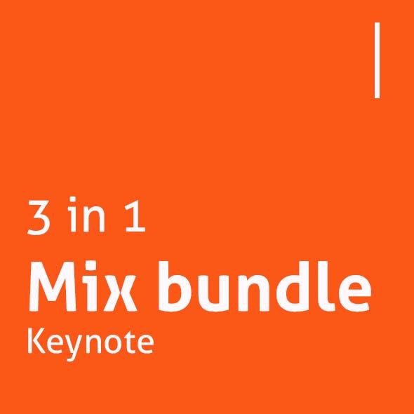 3 in 1 Mix bundle Keynote