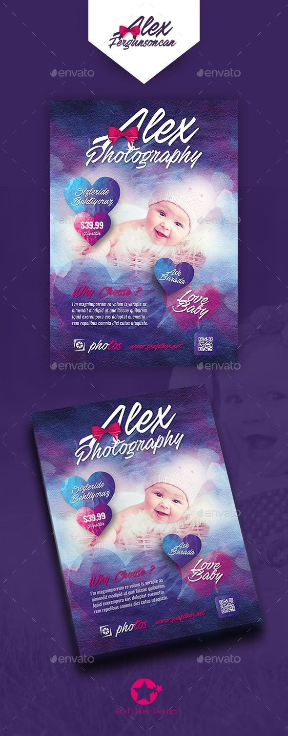 Baby Event Flyer Templates - Corporate Flyers